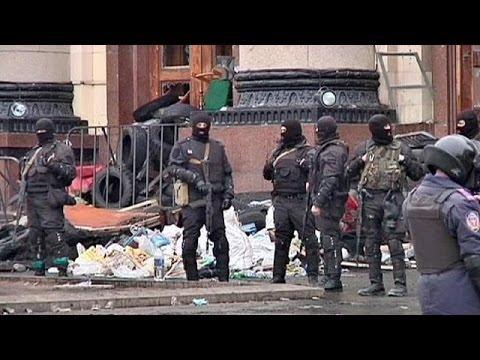 Ukrayna'nın doğusu iç savaşa mı gidiyor?