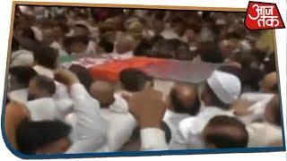 Congress मुख्यालय लाया गया Sheila Dikshit का पार्थिव शरीर