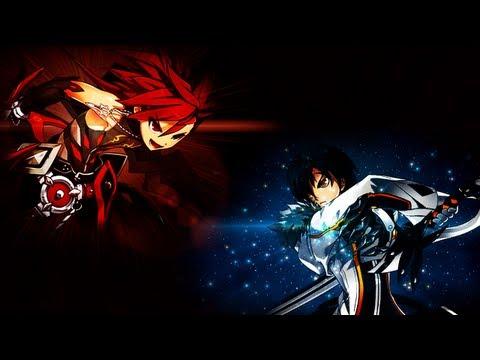 [Elsword] PVP Infinity Sword vs Blade Master
