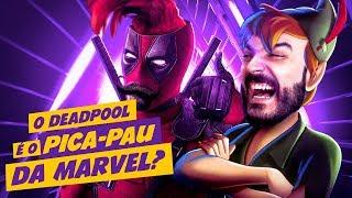 O Deadpool é o Pica-Pau da Marvel?   Matando Robôs Gigantes