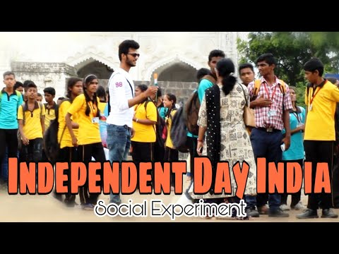 Are We Patriotic | Flag Destory-Social Experiment On Independence Day India | Prank In India |