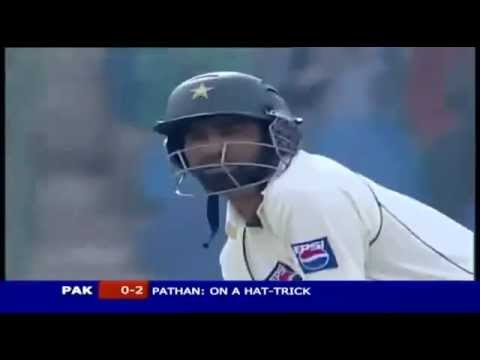 Irfan Pathan's Awesome Hat Trick Vs Pakistan ! By Intercric.mp4 video