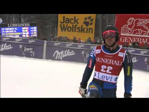 David Chodounsky  -  26th in Levi Slalom - U.S. Ski Team