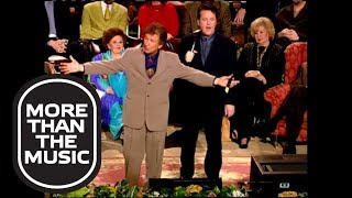 Mark Lowry & Bill Gaither Comedy: Flying First Class | More Than The Music Ep. 09