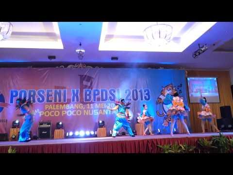 Senam Poco-poco Nusantara Bank Sulselbar video