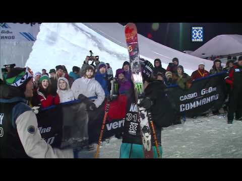Winter X Games 2012: Tom Wallisch Makes History