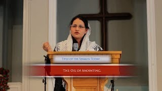 Sister Pushpa Chhetri : The Oil of Anointing.