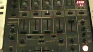 How to plug two DJ mixers in togeather, Video 1