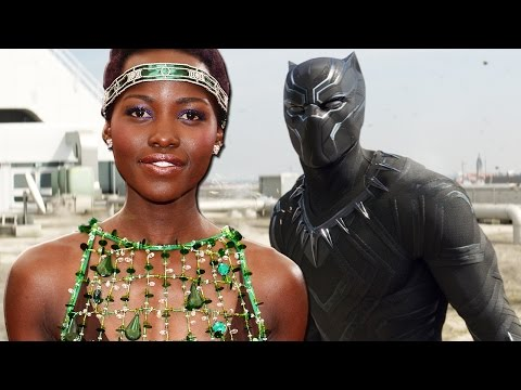 Lupita Nyong'o In Talks For Black Panther Movie