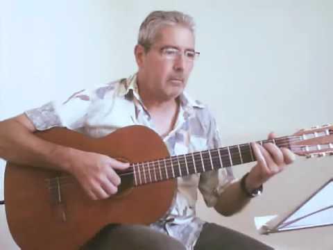 No woman no cry - acoustic guitar