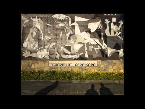 Audio History - The Attack On Guernica Spain