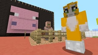 Minecraft Xbox - Building Time - Game Show {23}