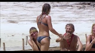 Koh-Lanta SEXY , L'île au trésor - Épisode 10,11,12,13