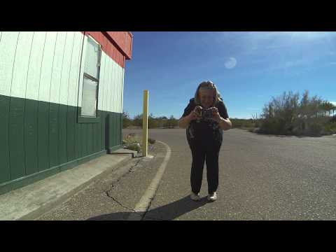 Yuman U-Turns for Drive-Thru Mexican Auto Insurance in Ajo, Arizona, 2 December 2013, GP022933