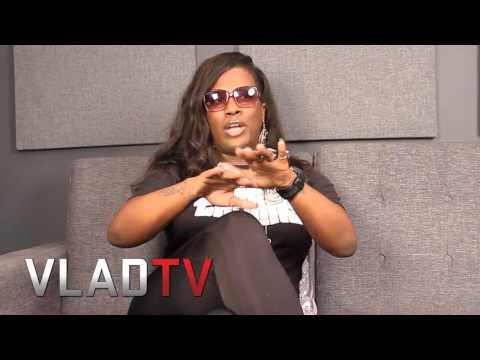 Gangsta Boo on Juicy J