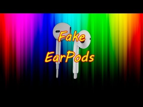 Unboxing: Fake EarPods