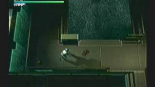 Easiest way to beat Vamp on Metal Gear Solid 2 PS2