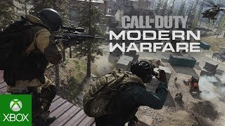 Call of Duty®: Modern Warfare® — Multiplayer Beta Trailer