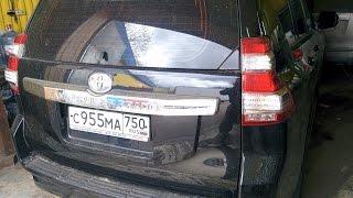 чип тюнинг Toyota Прадо 150 #10