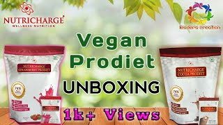 Unboxing Nutricharge New Products