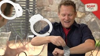 Six Ways to Escape from Handcuffs, Zip Ties & Duct Tape!