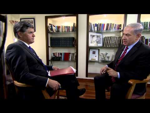 PM Netanyahu Interviewed on International TV Networks