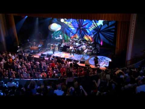 Ringo Starr at the Ryman - 22. Hold The Line (Steve Lukather with Mark Rivera)