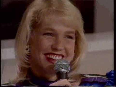 Xuxa na Hebe em 11/07/1989 (Parte 1/9)
