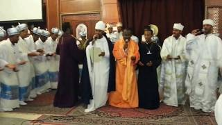 Ethiopian Ortodox Tewahido  Tsirha Aryam EOTC in Doha, Qatar
