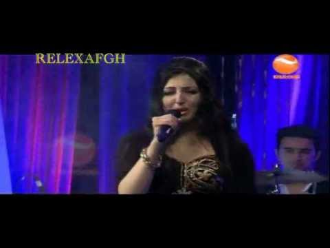 Seeta Qasemi New Afghan Song 2013 Lamba De Shama  composed By Famous Singer Shafiq Mureed video