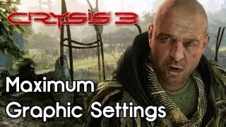 Crysis 3 - Very High Graphic Settings - Radeon HD 7950