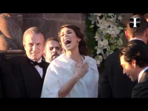 Se casa Jacqueline Bracamontes