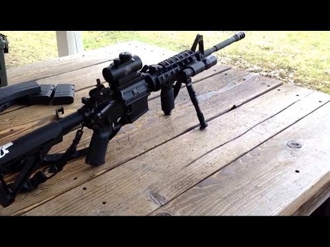 Colt LE6920 SOCOM (M4A1)