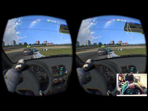 playing around in vr ( lfs racing game ) | doovi