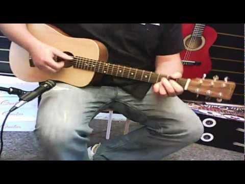 Crazytrainmusic: Tanglewood TWR T Demo