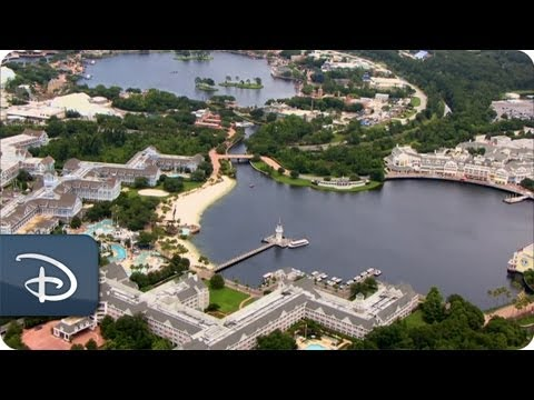 Inside Look at Disney's Yacht and Beach Club Resorts | Walt Disney World | Disney Parks