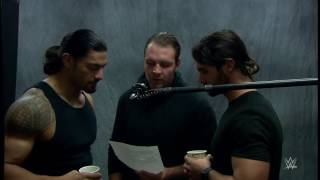 download lagu Wwe The Shield Recording The Beginning Of Their Theme gratis