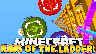 """Minecraft - KING OF THE LADDER! """"EPIC"""" #1 - w/ The Pack!"""