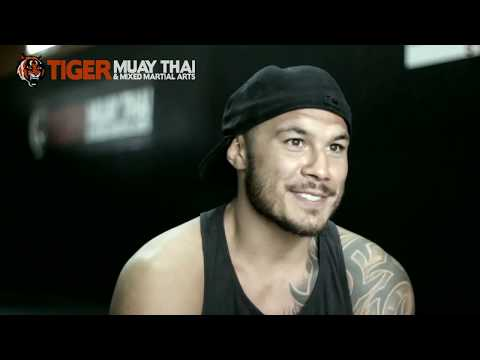 A Day in the life of Roger Huerta @ Tiger Muay Thai - Series 1 Image 1