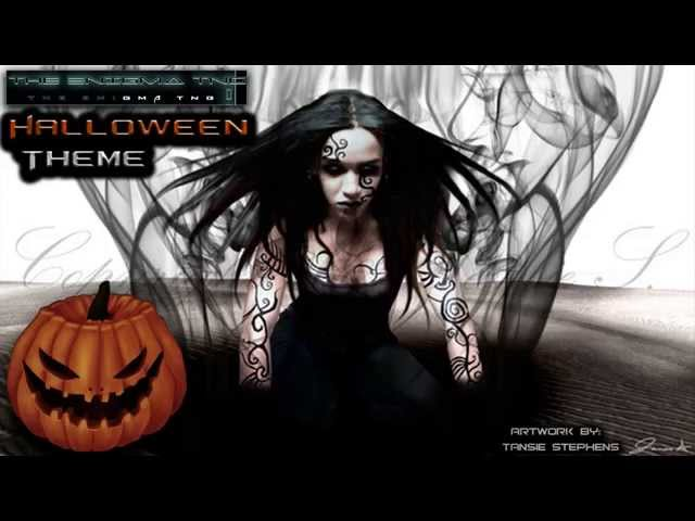 Enigma TNG Halloween Theme