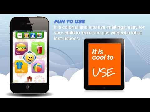 Autism Learning | Communicating Basic Needs App