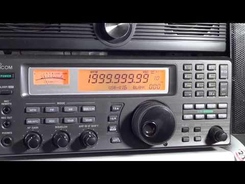 Icom IC R8500 review