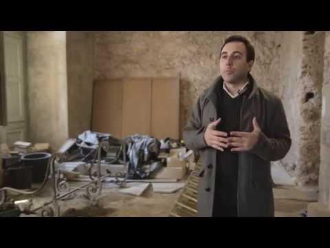 Projeto Recupera��o do Pal�cio Nacional de Queluz