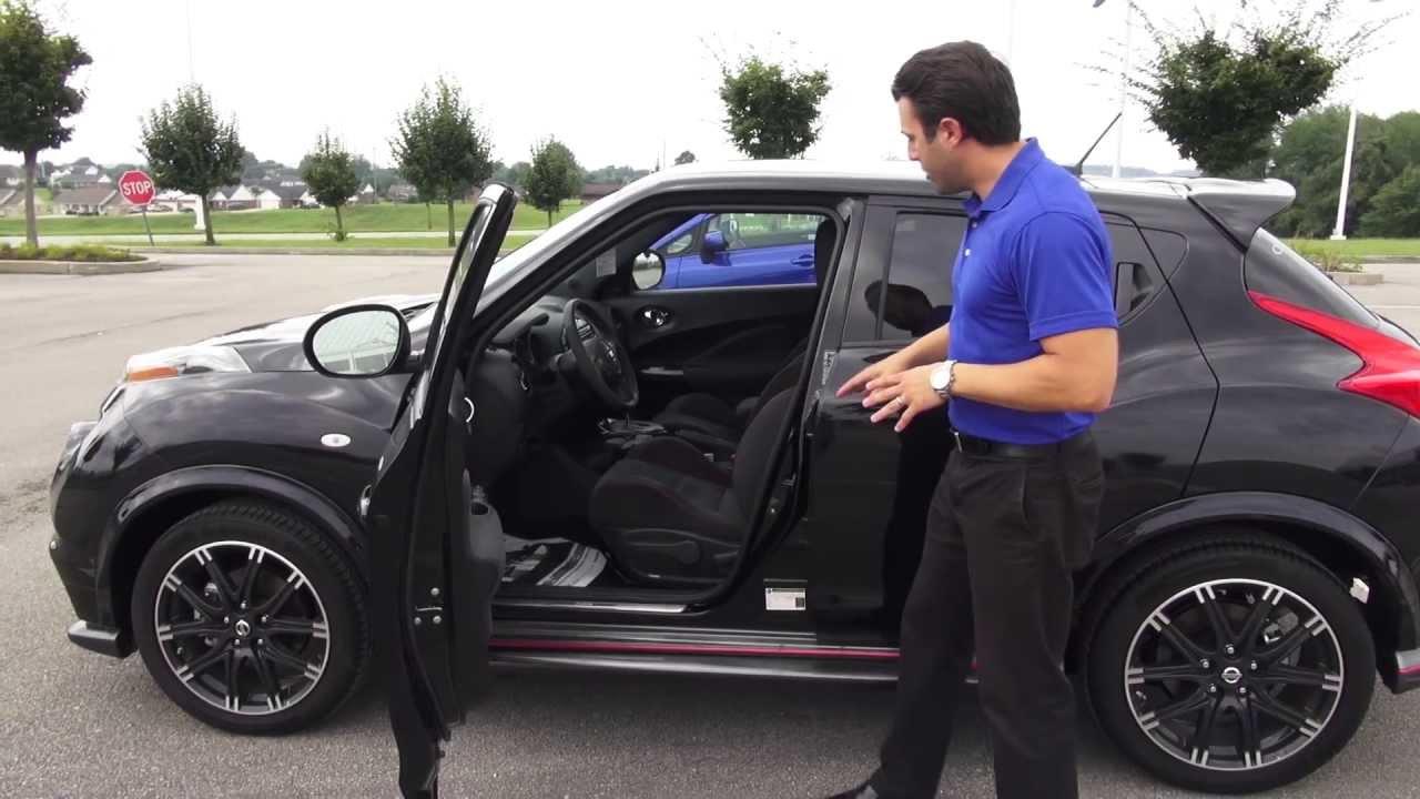 2013 Nissan Juke Nismo Youtube