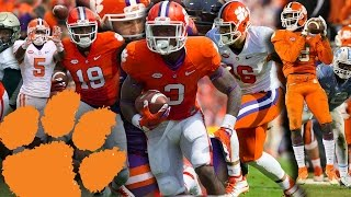 Clemson Football: Receivers Key to Tigers College Football Playoff Run