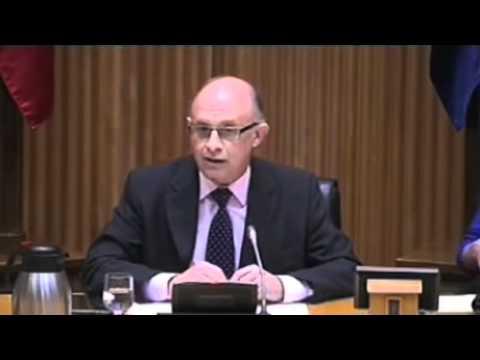 Cristobal Montoro: Tributación de la farmacia: Novedades Presupuestos Generales del Estado 2012