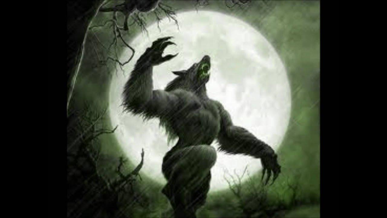 Anime White Werewolf Werewolf Tribute Animal