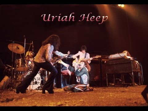 Uriah Heep - Rock'n Roll Medley (Live 1974)
