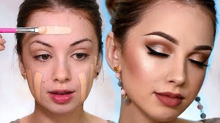 SIMPLE GLAM Makeup Tutorial