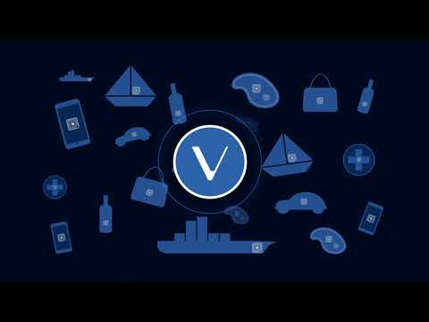 VeChain Thor - Blockchain Evolved